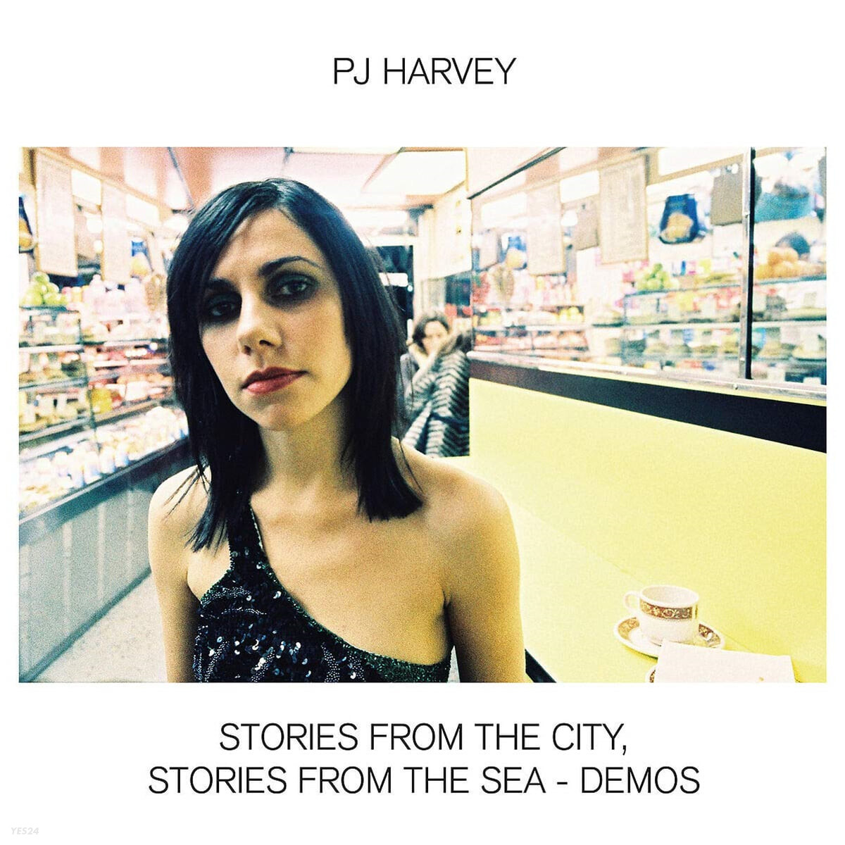 P.J Harvey (피제이 하비) - Stories From The City, Stories From The Sea - Demos