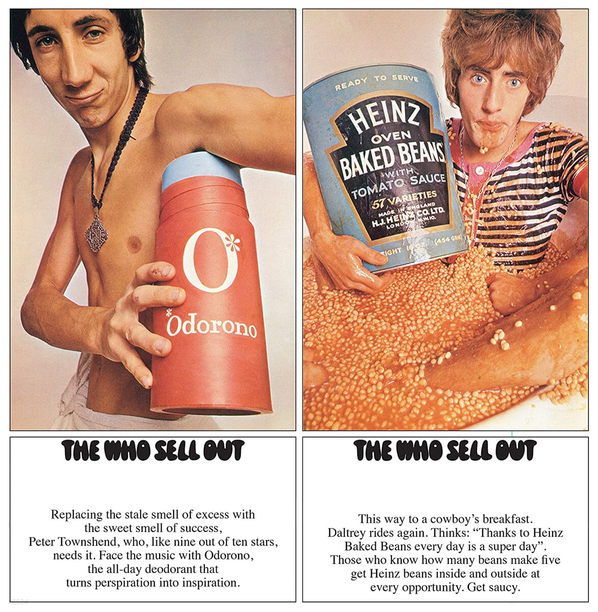 The Who (더 후) - The Who Sell Out [Deluxe]