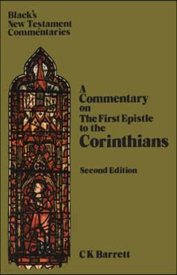 First Epistle to the Corinthians
