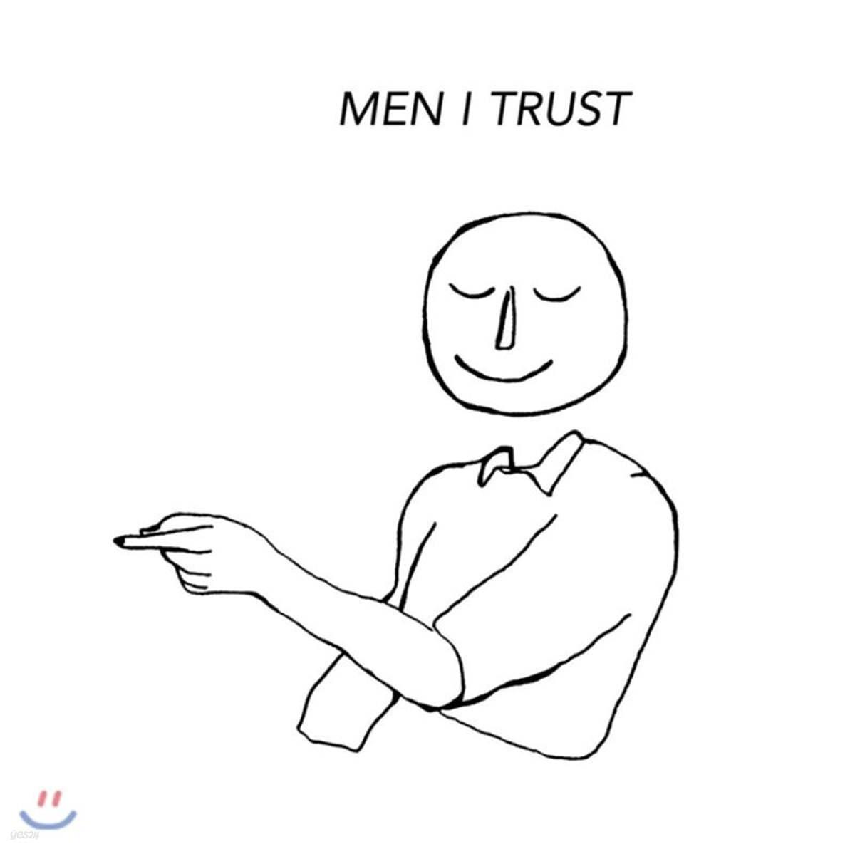 Men I Trust (멘 아이 트러스트) - Men I Trust [블랙 아이스 컬러 LP]