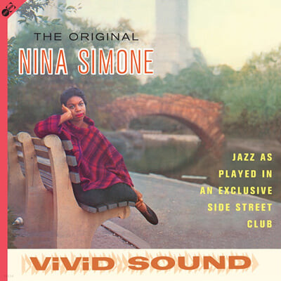 Nina Simone (니나 시몬) - Little Girl Blue [LP+CD]