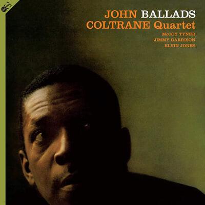 John Coltrane Quartet (존 콜트레인 쿼텟) - Ballads [LP+CD]