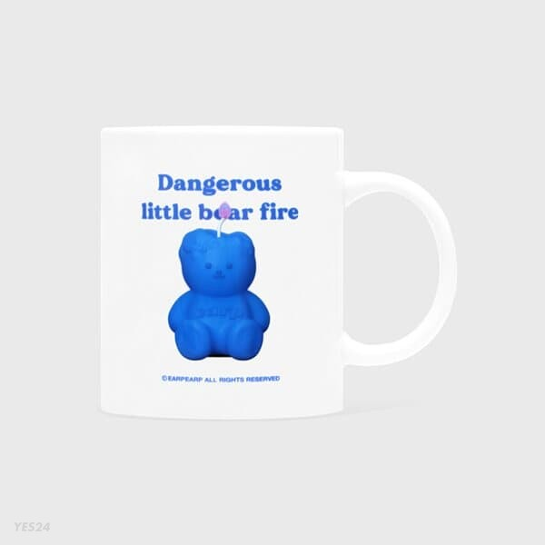 Little fire covy-blue(머그컵)