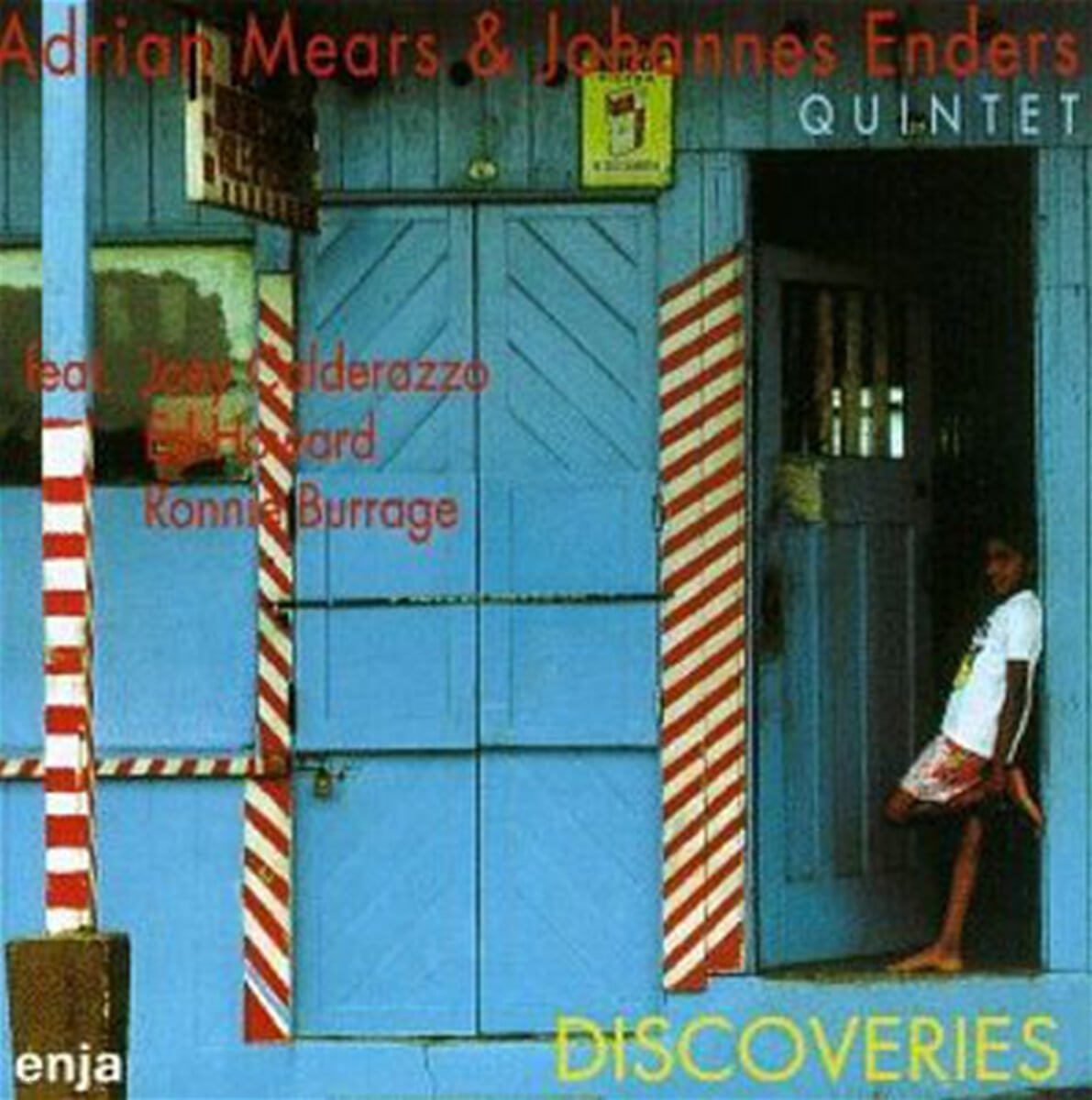 Adrian Mears / Johannes Enders Quintet (아드리안 메어스 / 요하네스 엔더스 퀸텟) - Discoveries