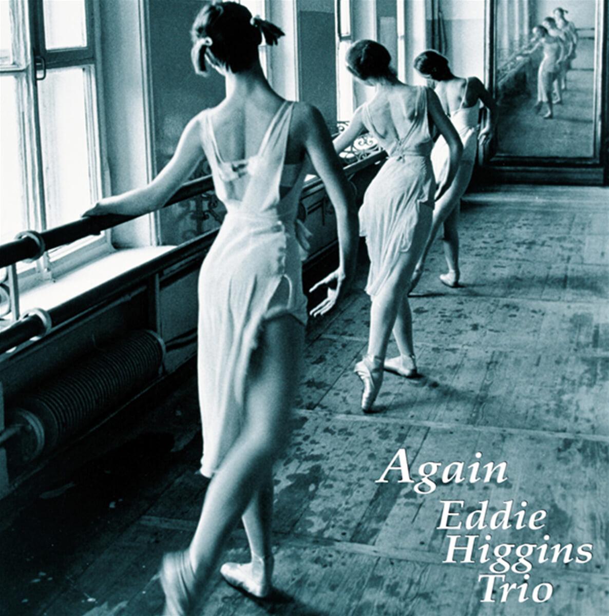 Eddie Higgins Trio (에디 히긴스 트리오) - Again [LP]