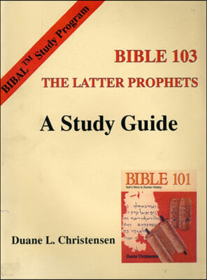 Study Guide for Bible 102