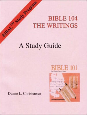 Study Guide for Bible 104