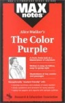 MAXnotes : The Color Purple