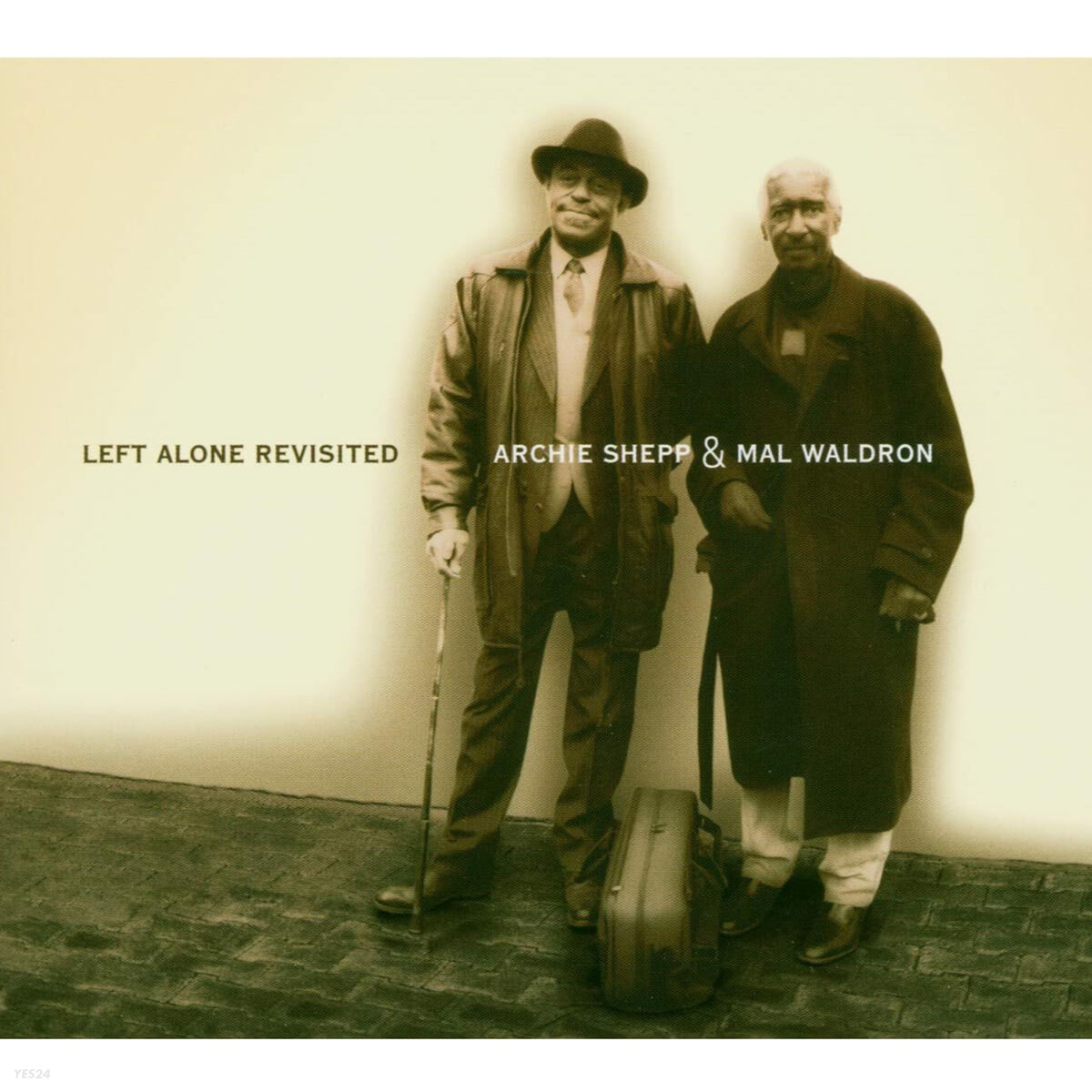 Archie Shepp / Mal Waldron (아치 셰프 / 말 왈드론) - Left Alone Revisited