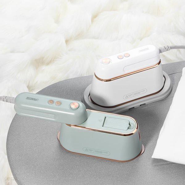 [프린세스] NEW 2in1 핸디형 스팀다리미 PD-S6000 / 색상선택:화이트,그린