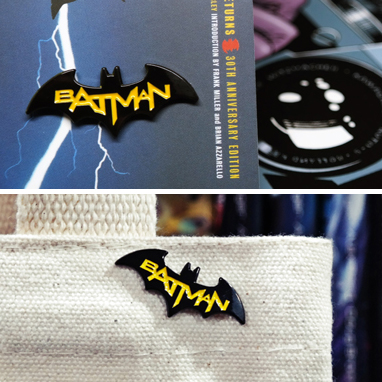 배트맨 핀 뱃지