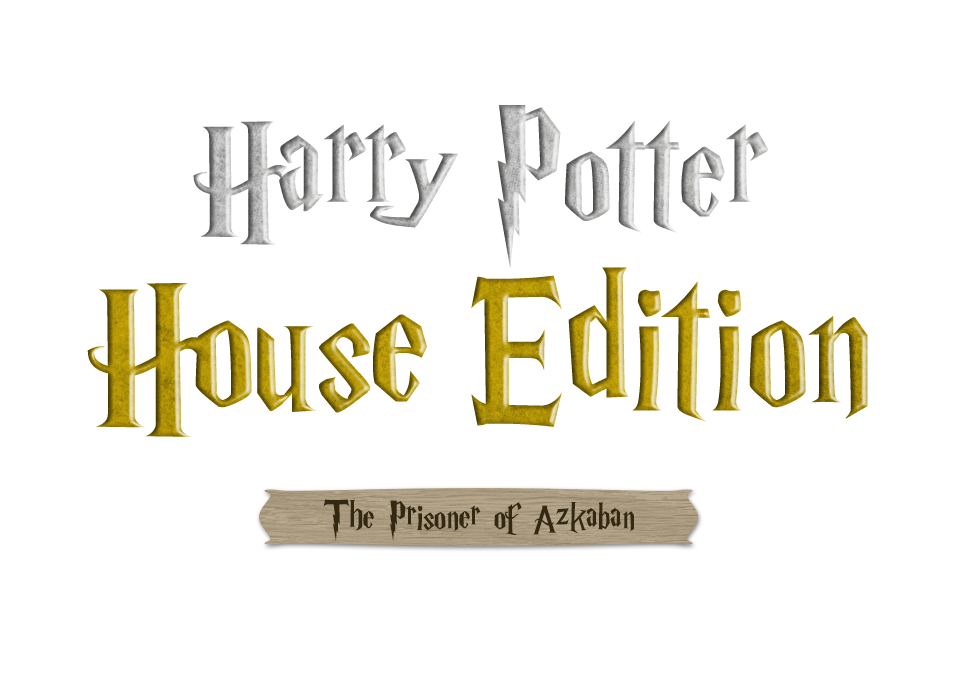 harry potter house edition