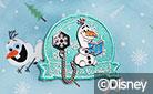 12월 얼리리더 주목신간 : 겨울왕국 2 올라프 와펜&배지 증정