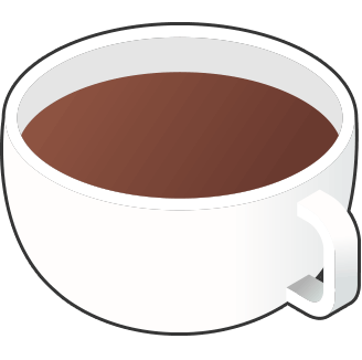 커피를 마셨다면