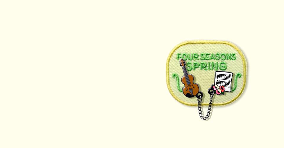 싱그러운 봄을 노래하는 마음으로!