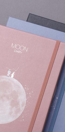 2019 Moon diary Special edition 대시앤도트