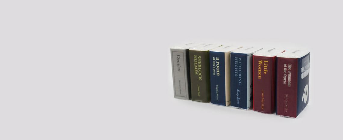 한국문학&세계문학/한 손에 쏙 포켓티슈