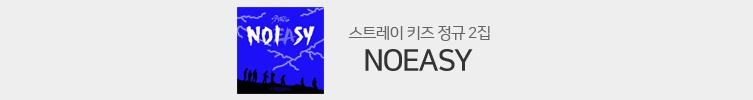 스트레이 키즈 정규 2집 - NOEASY