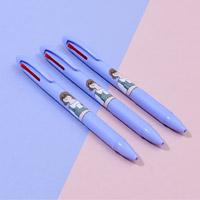 소프트 3색 볼펜