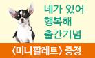 『네가 있어 행복해! 귀엽고 사랑스러운 동물 일러스트 컬러링북』 미니 팔레트 증정