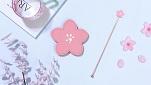 『오늘도 펭수 내일도 펭수』- 벚꽃 코스터+머들러 SET 증정
