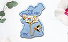 6월 얼리리더 주목신간 : 평화의 달 체인 배지&와펜 세트 증정