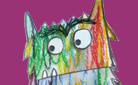 『컬러 몬스터 : 감정의 색깔』, 스티커북 책놀이책 증정