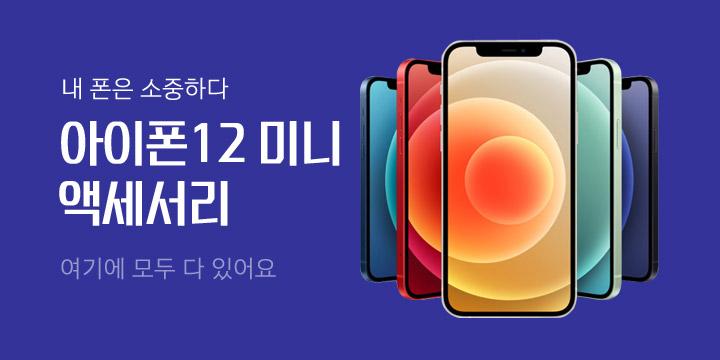 [디지털/가전] 아이폰12 미니 액세서리
