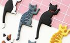 동물 친구들과 떠나는 신나는 모험! - 고양이 마그넷, 동물 편지지, 수박 펜 증정!