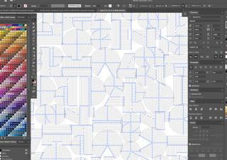 [유지원의 Designers' Desk] 기하학적인 패턴에서 출발한 촉각적인 감수성 ? 이재민 디자이너 | YES24 채널예스