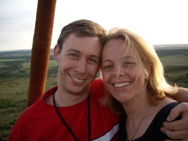 마틴 피스토리우스와 그의 아내 조애나.jpg