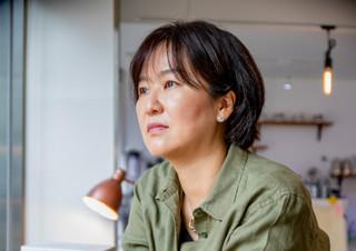 소설가 한지혜, 세 번째 소설집 『물 그림 엄마』 펴내  | YES24 채널예스