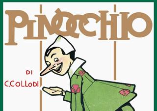 [초판본 피노키오] 1911년 오리지널 초판본 표지디자인 | YES24 채널예스