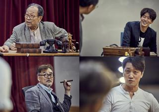프로이트 vs. 루이스, 단 하루의 세기적 만남! 연극 <라스트 세션> | YES24 채널예스