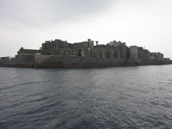 #사진4 조선인 수용소가 있던 북쪽에서 바라본 하시마. ⓒ민족문제연구소.JPG