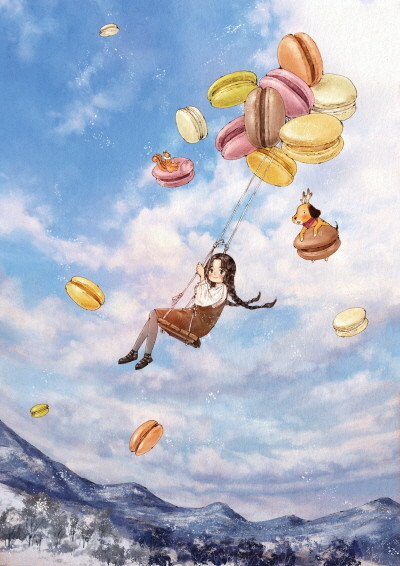 170112-마카롱 그네 (Macaron swing).jpg