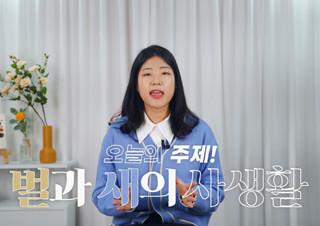 [예스티비 앗뜨북] 20화 : 벌과 새의 사생활  | YES24 채널예스