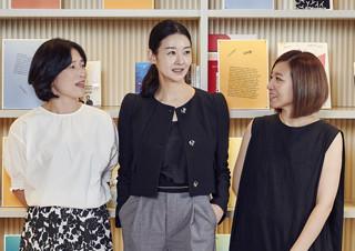 배우 송선미를 포함한 여성 작가 그룹 D,D 인터뷰 | YES24 채널예스