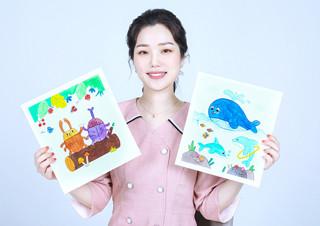 집콕 생활, 아이와 그림 그리기를 추천하는 이유! | YES24 채널예스