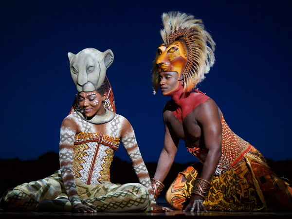 Nala and Simba - THE LION KING - Photo by Joan Marcus ⓒ Disney.jpg