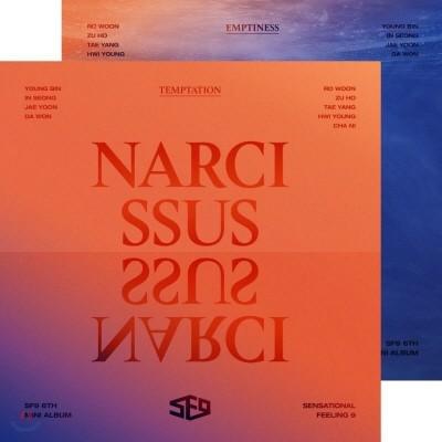 에스에프나인 (SF9) - 미니앨범 6집  NARCISSUS.jpg