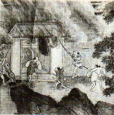 왜구의 약탈(16세기)_위키피디아.jpg