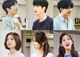 뮤지컬 <어쩌면 해피엔딩> 연습실 현장 공개 | YES24 채널예스