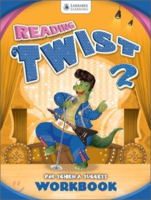 Reading Twist 2 : Workbook