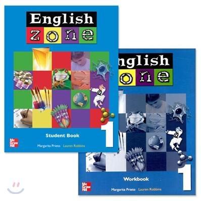 English Zone 1 : Student Book + Workbook