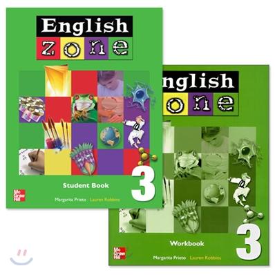 English Zone 3 : Student Book + Workbook