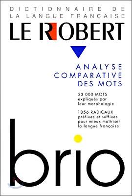Le Robert Brio