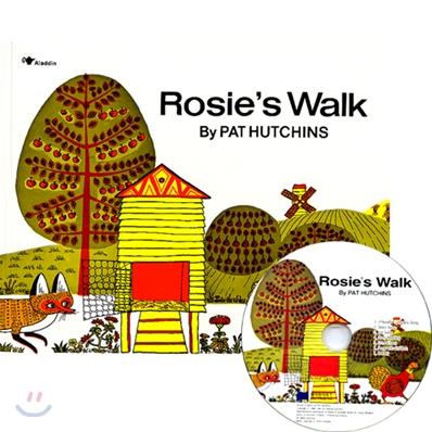 [노부영]Rosie's Walk (Paperback & CD Set)