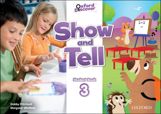 Oxford Show & Tell 3 Student Book (replace ver.)