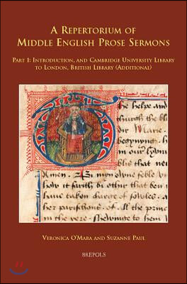 A Repertorium of Middle English Prose Sermons